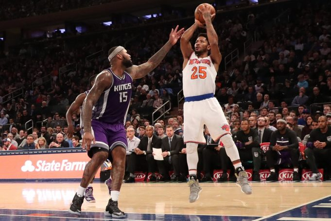 Derrick Rose's agent says 'good possibility' point guard remains with New York Knicks