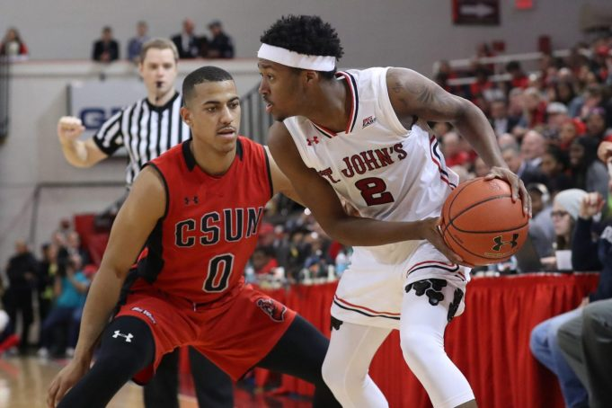 St. John's Red Storm: Shamorie Ponds continues to impress in win over Cal State