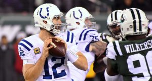 New York Jets thoroughly embarrassed by Andrew Luck's Indianapolis Colts (Highlights)