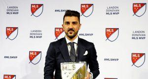 David Villa Claims a spot in NYCFC, MLS lure 2