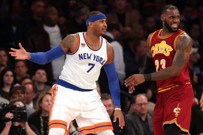 New York Knicks: Melo's focus on teammates and winning, not Phil's comments