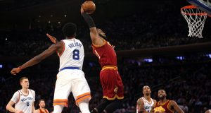 New York Knicks clobbered at MSG by LeBron James, Cleveland Cavaliers (Highlights)