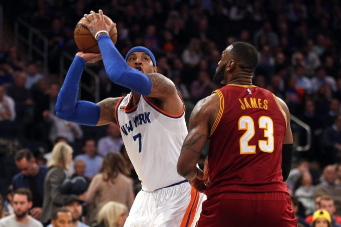 New York Knicks: Phil Jackson didn't start a war with Carmelo Anthony, he challenged him