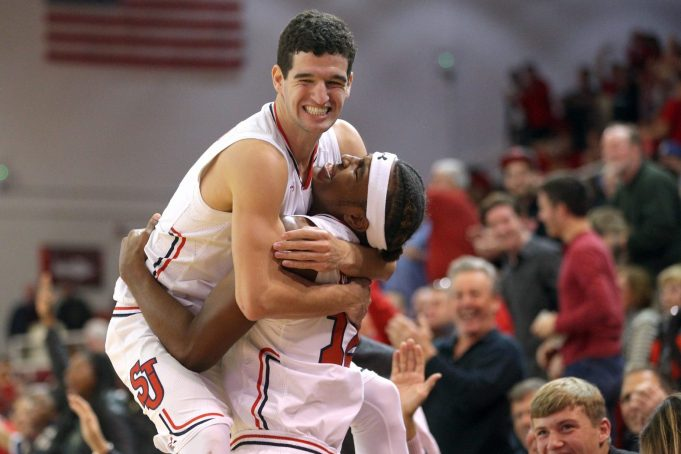 St. John's gets revenge on Fordham with blowout win