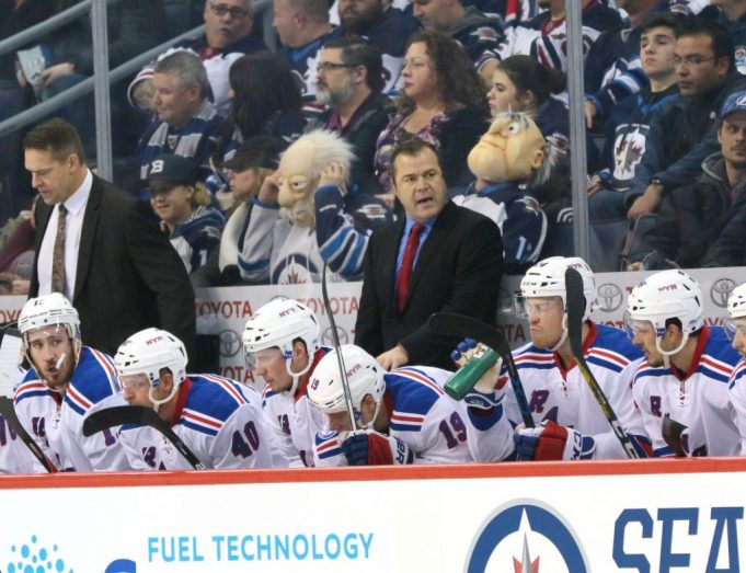 New York Rangers should acquire an offensive defenseman by deadline 1