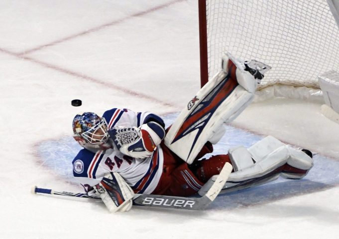 New York Rangers beat Chicago Blackhawks behind Antti Raanta's stellar play (Highlights)