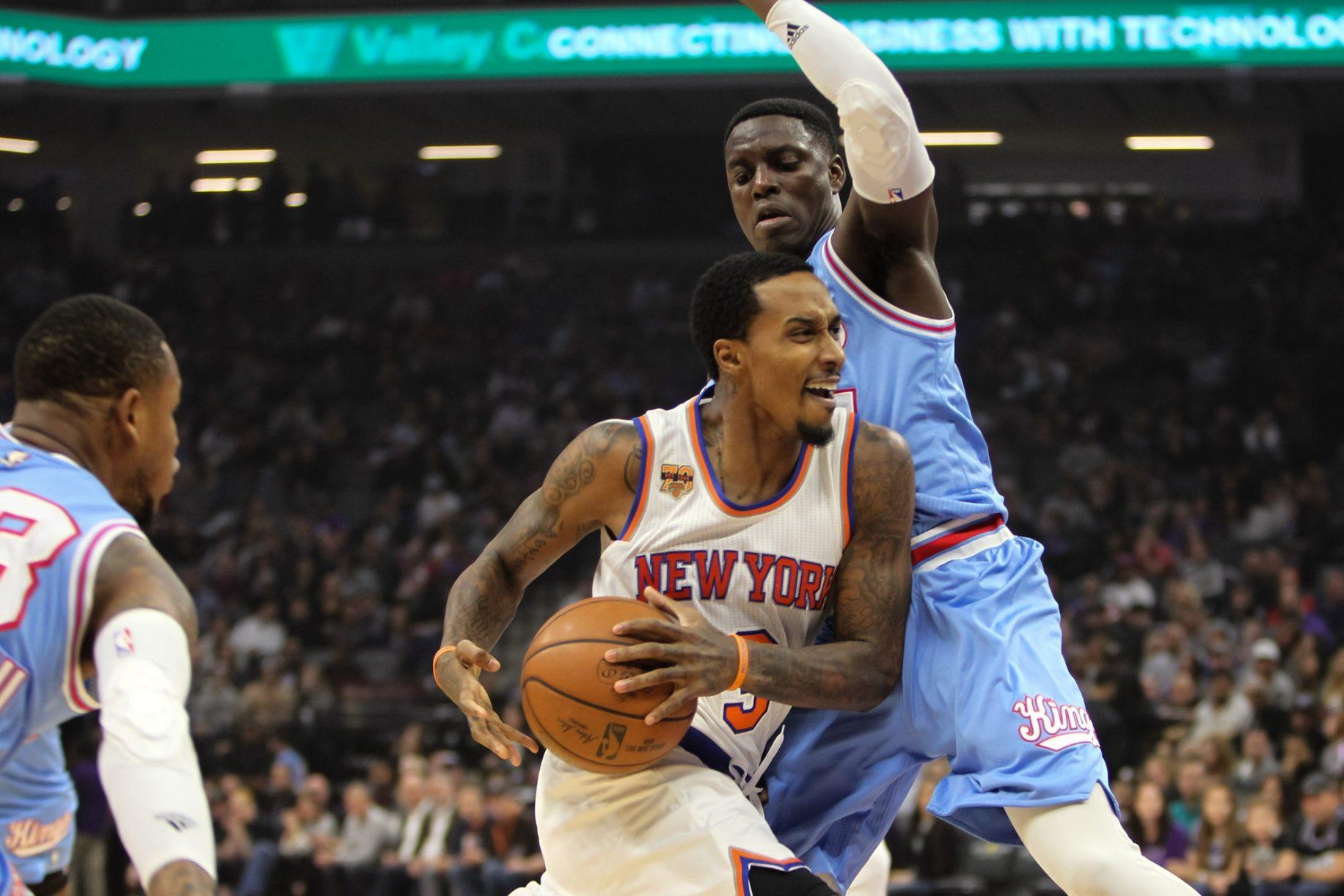 New York Knicks: Brandon Jennings' new attitude has fueled his on-court maturation