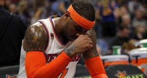 Carmelo Anthony responds to Jax as New York Knicks beat Kings (Highlights)