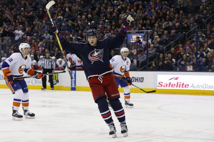 New York Islanders relent four third period goals, get spanked by Jackets (Highlights)