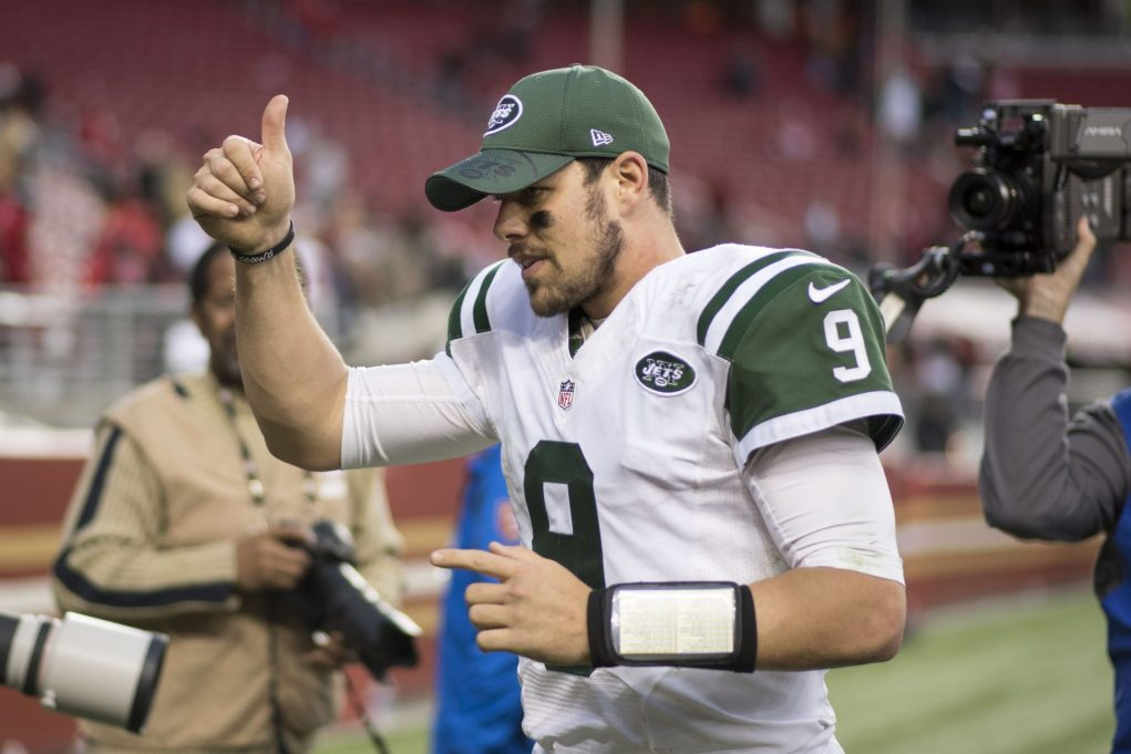 New York Jets: Bryce Petty's development more important than the draft