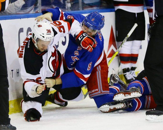 New York Rangers, New Jersey Devils set for MSG showdown