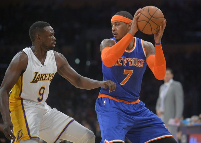 New York Knicks: Carmelo Anthony is a target in George Karl's new book