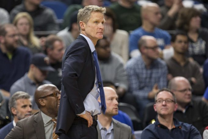 Steve Kerr disappointed after beating New York  Knicks 2
