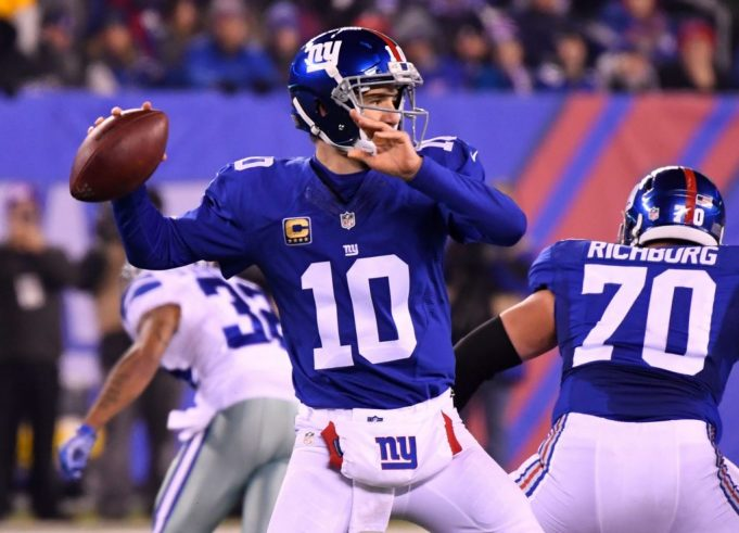 How The New York Giants can clinch a playoff berth this week 1