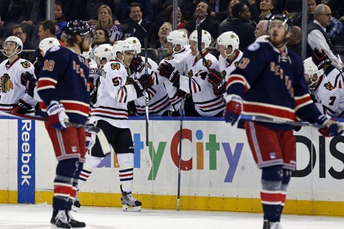 New York Rangers can't solve Scott Darling, fall 2-1 to Chicago Blackhawks (Highlights)