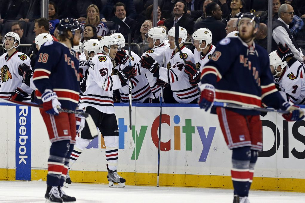 New York Rangers can't solve Scott Darling, fall 2-1 to Chicago Blackhawks (Highlights)