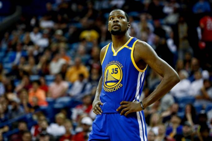 Kevin Durant explains why he didn't meet with New York Knicks in free agency, praises Kristaps Porzingis