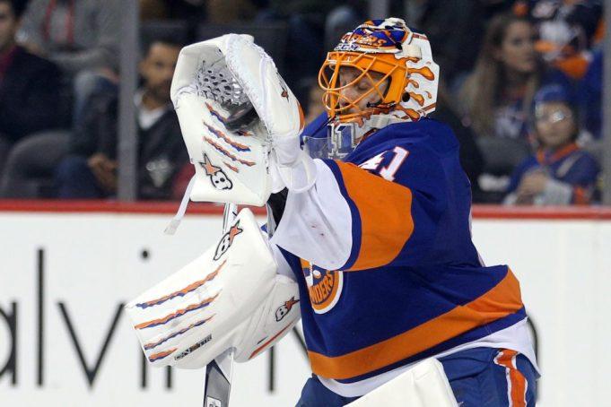 New York Islanders waive goaltender Jaroslav Halak
