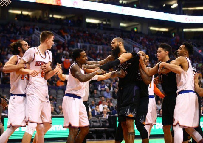New York Knicks: Kristaps Porzingis' big night spoiled by OT loss to Phoenix Suns