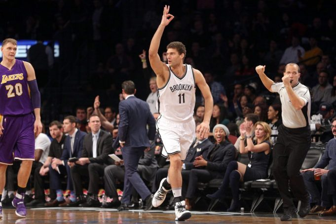 Brooklyn Nets hand Los Angeles Lakers eighth-straight loss