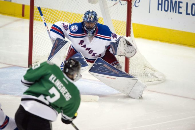 Rick Nash's game-winner lifts New York Rangers in Dallas (Highlights)