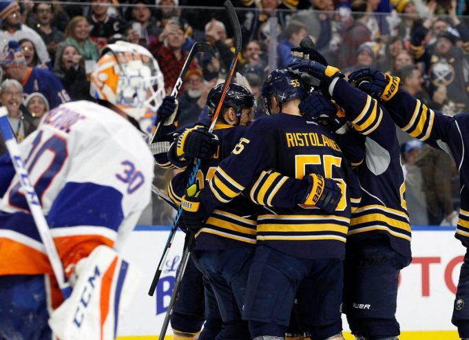Buffalo Sabres drop New York Islanders in OT (Highlights)