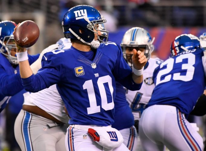 New York Giants can taste postseason after win over Detroit Lions (Highlights)