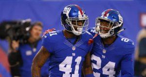 New York Giants game balls in win against Detroit Lions