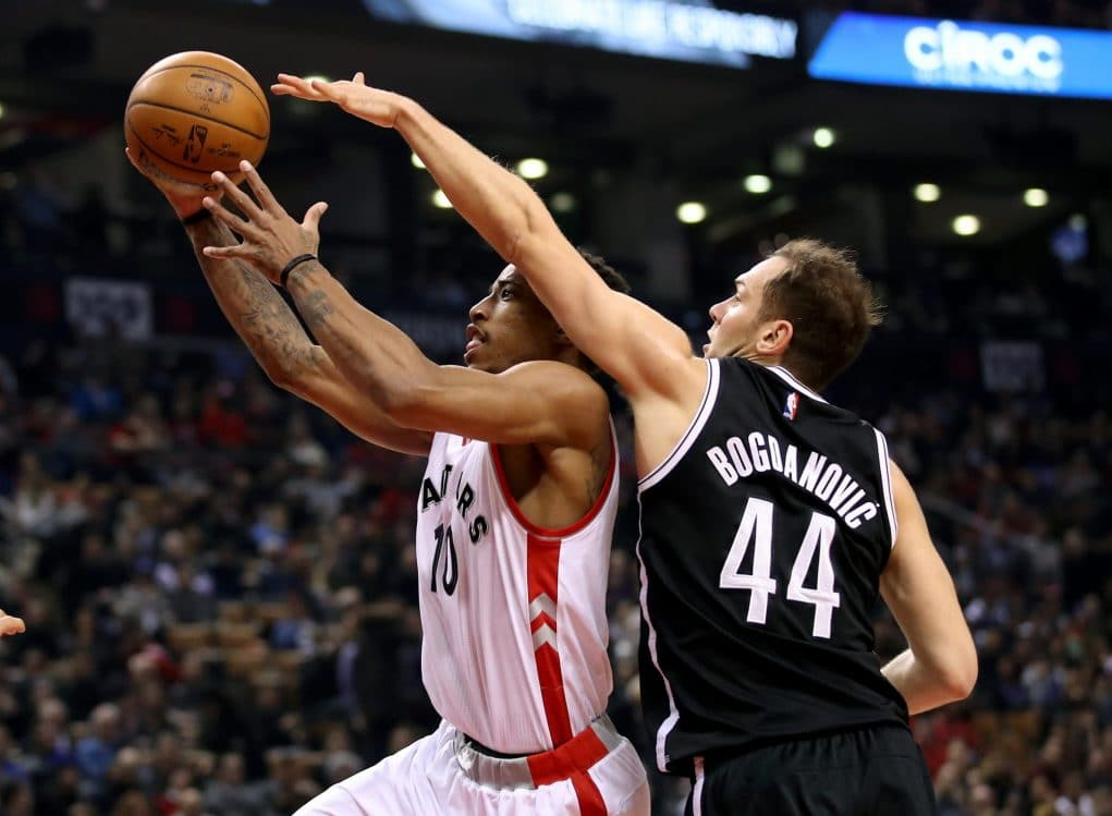 Brooklyn Nets lose to Raptors after slow first half (highlights)