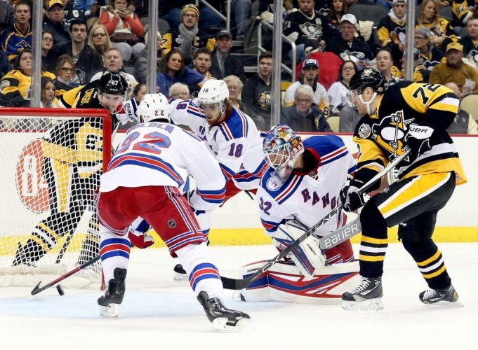 New York Rangers get ambushed by Sidney Crosby, Pittsburgh Penguins, 7-2 (Highlights)