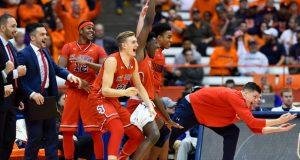 St. John's Red Storm crush Syracuse Orange, yet again