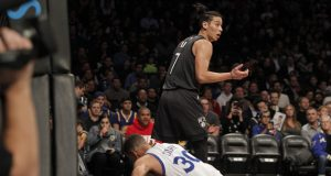Brooklyn Nets squander double-digit lead against Warriors (Highlights)