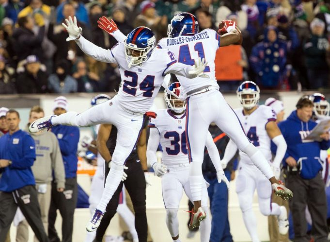 New York Giants clinch playoff berth via Tampa Bay Buccaneers loss