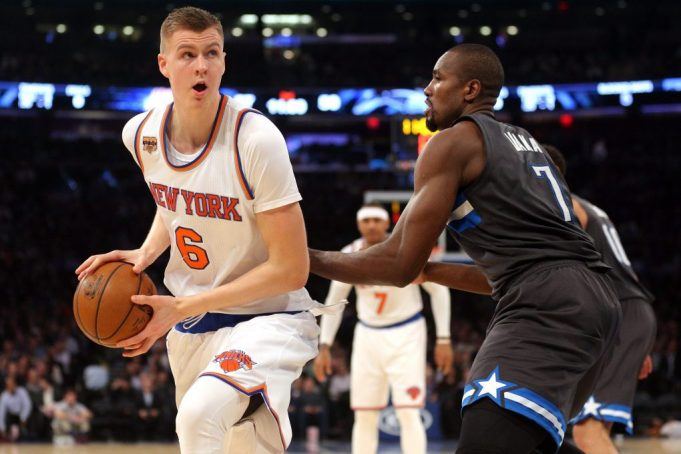 New York Knicks in perfect position for youth development