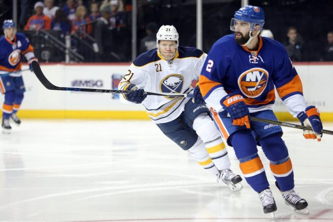 New York Islanders spoil homecoming for Kyle Okposo, defeat Sabres 5-1 (Highlights) 2