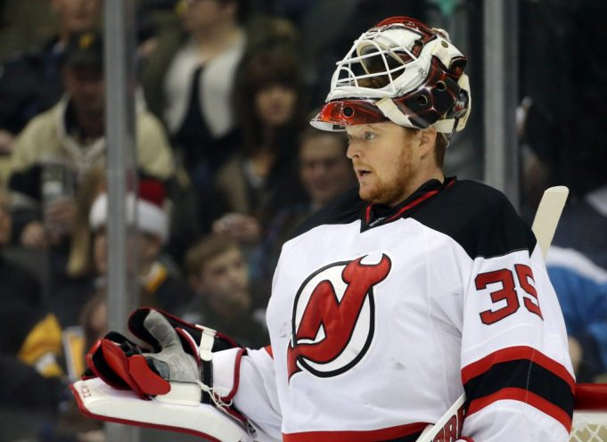 The New Jersey Devils troublesome problem: Cory Schneider 2