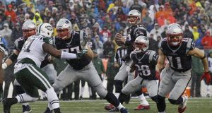 New York Jets 3, New England Patriots 41: Blowout city in Foxborough (Highlights)
