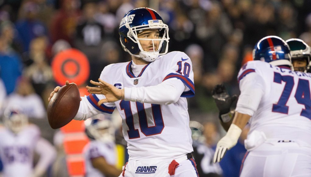 New Year's Resolutions for the New York Giants