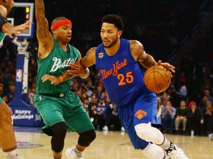 New York Knicks' late rally wasted in Christmas Day loss to Boston Celtics (Highlights)