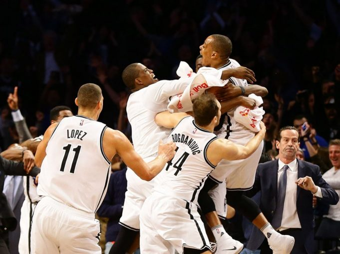 Randy Foye makes sure we don't forget about him with game-winner