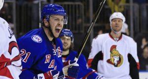 New York Rangers top Ottawa 4-3 at MSG (Highlights)