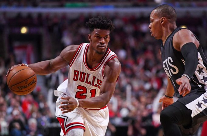 Brooklyn Nets get sunk in Chicago by Jimmy Butler's game-winner (highlights)