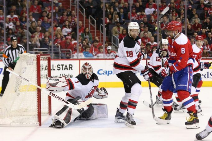Devils' Keith Kinkaid leads way over Capitals in shootout (Highlights)