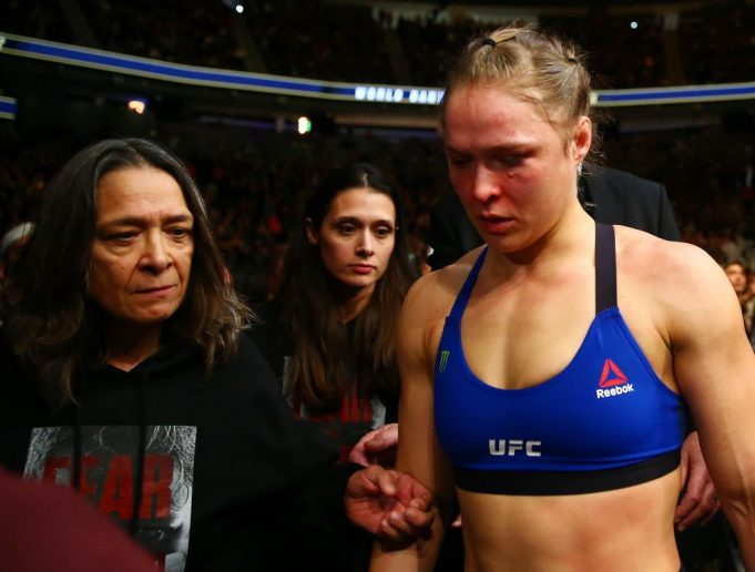 UFC: 'Rowdy' Ronda Rousey, a Trailblazing Exit from the Octagon 1
