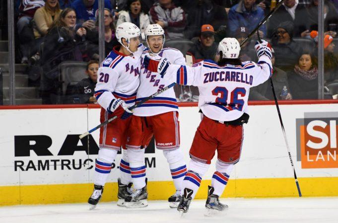 New York Rangers status as 'strange' team remains after Chris Kreider hat trick (Highlights)