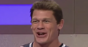 WWE Superstar John Cena does his best Rob Gronkowski impression on 'SNL' (Video)