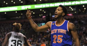 What the New York Knicks must do to avenge November's meeting with the Boston Celtics 1