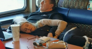 Bill Belichick spotted passed out on a ferry during Patriots BYE week 2