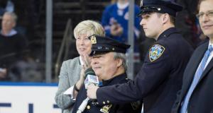 New York Rangers: Steven McDonald, dead at 59, was more than a superfan