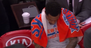 New York Knicks are so bad that Brandon Jennings is drawing up plays (Video)